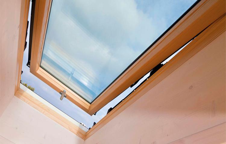 Les multiples solutions des fenêtres de toit