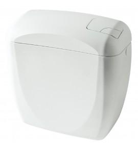 Réservoir attenant Siamp Rondo blanc