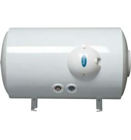 Chauffe-eau électrique 200l Fleck horizontal blindé raccordement bas