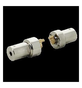 Cylindre de serrure double entrée Héraclès Adaptable Laperche profil rond
