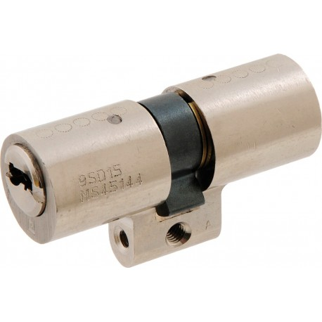 Cylindre monobloc Héraclès SR adaptable Bricard Blocktout 30 x 30 mm