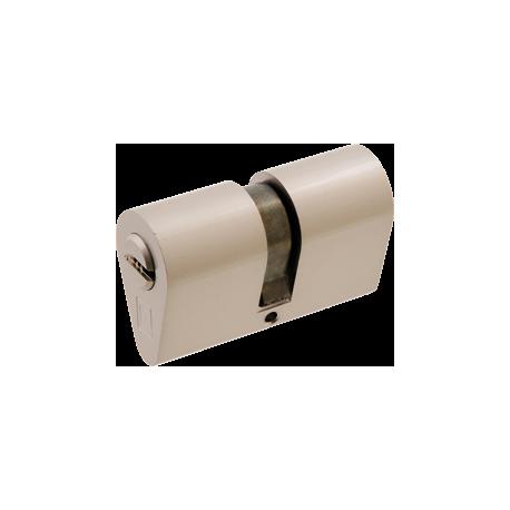 Cylindre de serrure double entrée Heracles bricard ovoid
