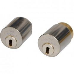 Cylindre double entrée Vachette Radial NT pour serrure Multilock
