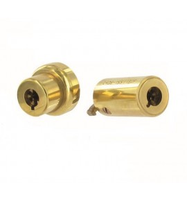 Cylindre double entrée Pollux pour serrure multipoints Pollux