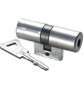 Cylindre monobloc double entrée Bricard Blocktout 33.5 X 33.5 mm
