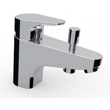 Robinet métallique mitigeur bain-douche monotrou ALTERNA CONCERTO 4