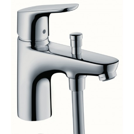 robinet mitigeur bain douche hansgrohe focus e livr et. Black Bedroom Furniture Sets. Home Design Ideas