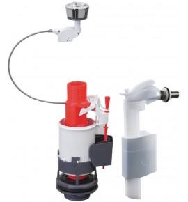 Mécanisme de chasse d'eau complet ALTECH DUO+