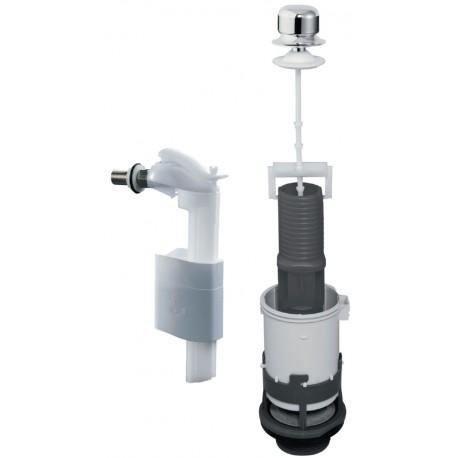 Mécanisme de chasse d'eau complet ALTECH NF PREMIO+