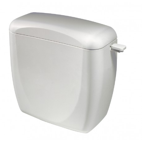 Réservoir WC attenant simple touche SIAMP PRIMO 58