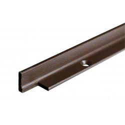 Cornières anti-pinces - finition apprêt marron