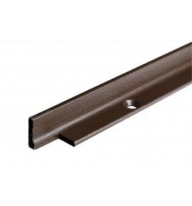 Cornières anti-pinces finition apprêt marron