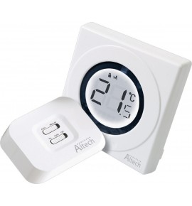 Thermostat électronique tactile sans fil Altech