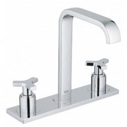 "Robinet lavabo Grohe Allure Mélangeur 3 trous 1/2"" taille M"