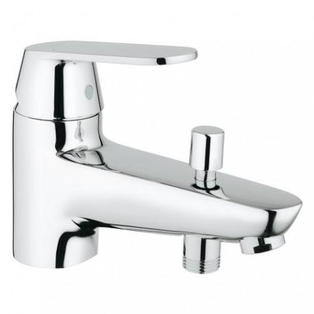 robinet bain douche grohe eurosmart cosmopolitan mitigeur monocommande - Robinet Grohe Eurosmart