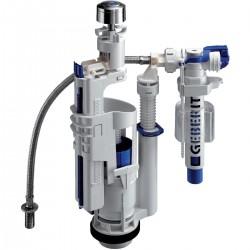 Mécanisme de chasse d'eau universel, Geberit Double touche Nemo duo IMPULS 590