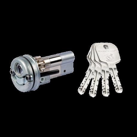 Cylindre Prostar 3 livré avec 4 clés - certifié A2P***