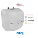 Chauffe-eau électrique 15l sous évier Fleck blindé