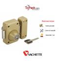 Verrou double entrée VACHETTE Radial NT A2P* 45mm