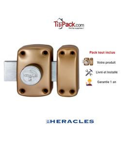 Verrou à bouton HERACLES Y8