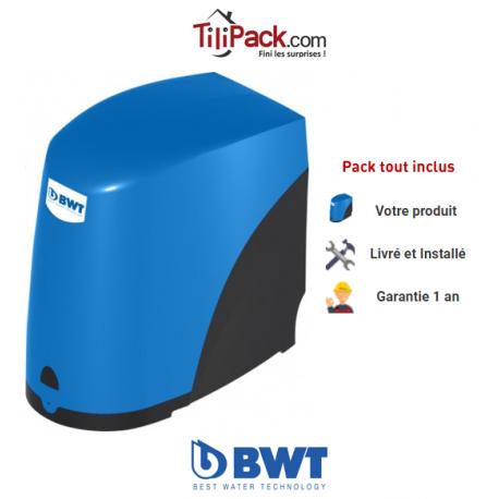 Purifcateur d'eau Aqa Source de marque BWT