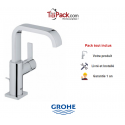 Robinet mitigeur lavabo Grohe Allure - taille L