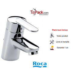 Robinet lavabo Roca Victoria - Mitigeur monocommande