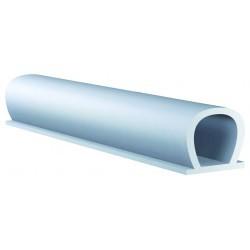 Joint de porte adhésive ELLEN, blanc de 7,5m