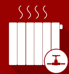 Remplacement de robinet standard radiateur