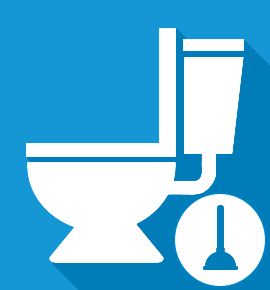 Débouchage canalisation WC simple