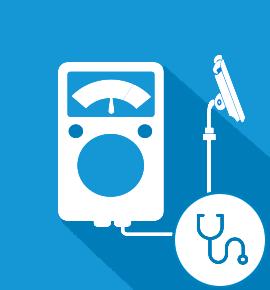 Diagnostics - Appareillage inspection caméra pour évacuation