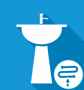 réparation de fuite d'eau sur lavabo