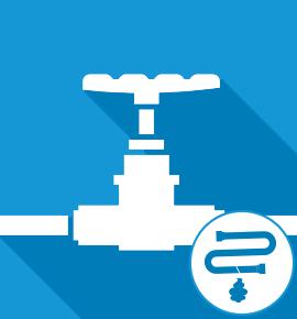 Réparation fuite de gaz sur vanne d'arrêt