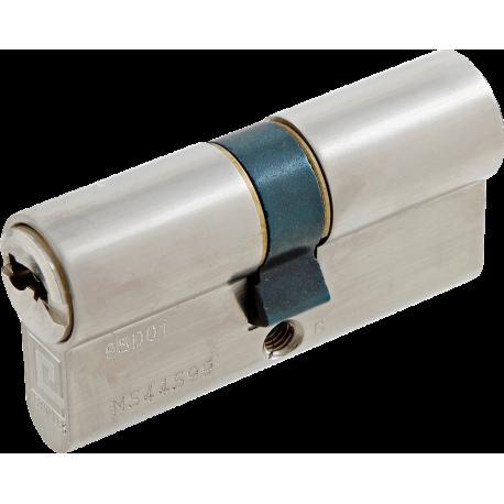 Cylindre de serrure double entrée Héraclès SR - Profil Européen 30x40mm