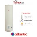 Chauffe-eau électrique 250l Atlantic vertical stable 530 blindé