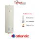 Chauffe-eau électrique 150l Atlantic vertical stable 530 blindé
