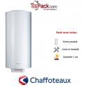 Chauffe-eau électrique Chaffoteaux HPC 2 150L vertical stéatite - diamètre 53 cm
