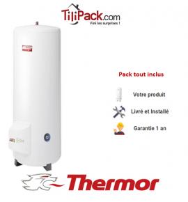 Chauffe-eau électrique Thermor 200L stable blindé