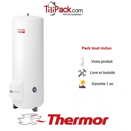 Chauffe-eau électrique Thermor 250L stable blindé