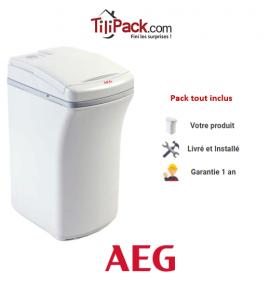 Adoucisseur d'eau AEG 18L