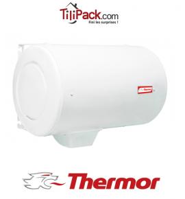 Chauffe-eau électrique Thermor 100L blindé raccordement bas