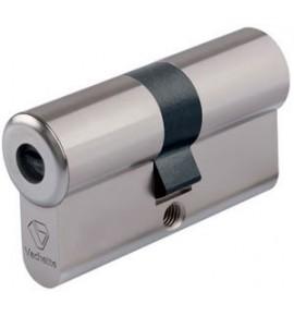 Cylindre de serrure double entrée Vachette Axi'Home A2P* - Profil Européen 30x30mm