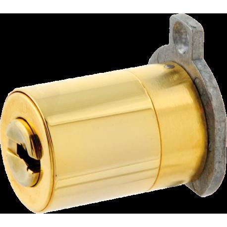 Cylindre de serrure double entrée Héraclès DOMFI - Profil Rond