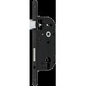 Serrure à mortaiser Héraclès monopoint têtière noir - Axe 50 mm - Profil européen