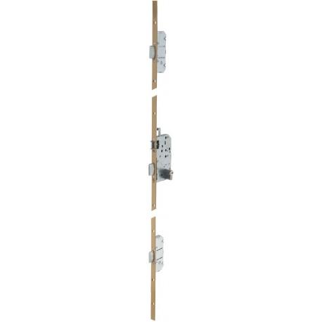 Serrure à mortaiser Vachette Trilock 5000 3 points - Entraxe 70 mm - Profil européen