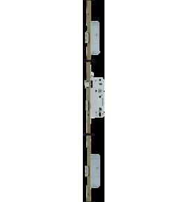 Serrure à mortaiser Héraclès TF3000 3 points - Entraxe 50 mm - Profil Européen
