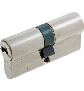 Cylindre de serrure double entrée Héraclès Y7+ Profil Européen 30x30mm