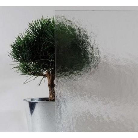 Verre clair Cathédrale - 4 mm
