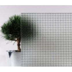 Verre armé Petites mailles Granité - Treillis 12,5 x 12,5mm