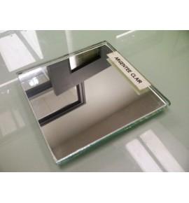 Glace de miroir argentée claire - 6 mm